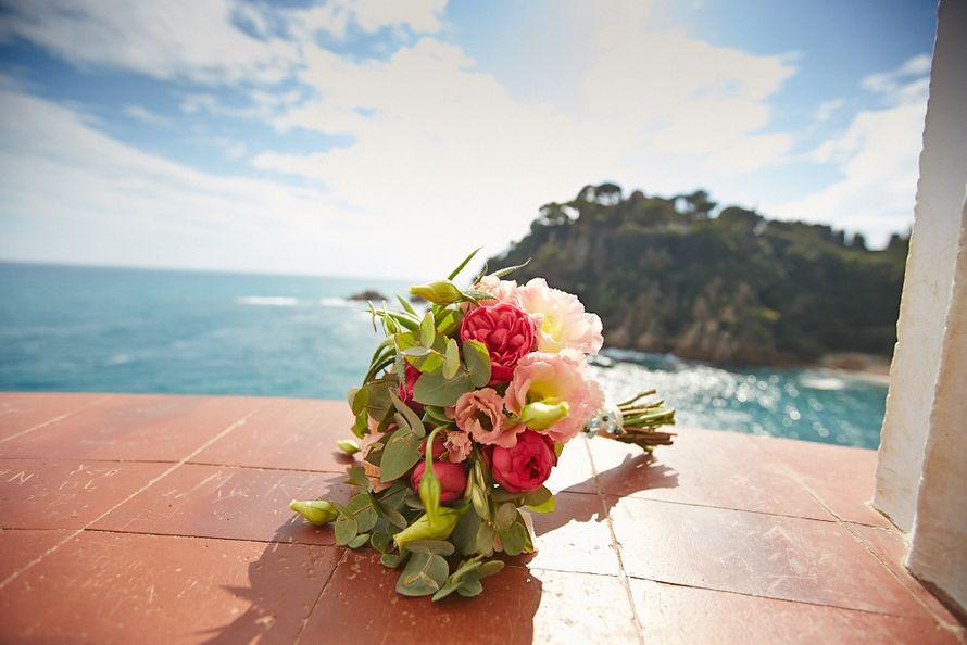 """Свадебные церемонии на берегу Средиземного моря в Испании. - фото 7088726 Агентство """"Счастливы в Испании"""""""