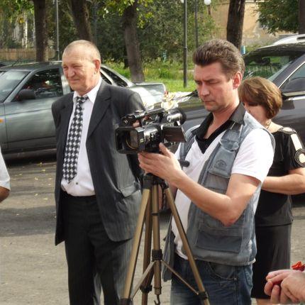Видеосъёмка свадебного мероприятия