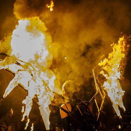 Огненное шоу «Fantasy»
