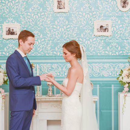 Организация свадьбы в стиле Тиффани