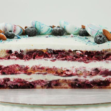 Бисквитный торт, цена за 1 кг