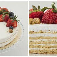 Классический торт, цена за 1 кг
