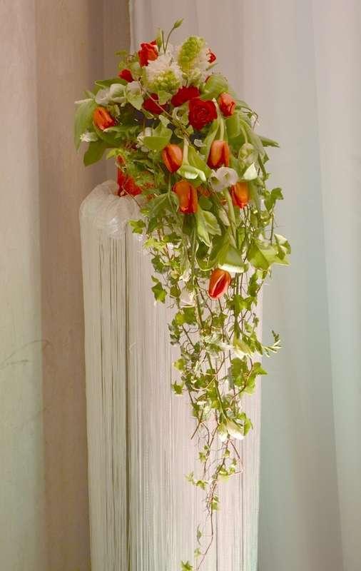 Фото 4828175 в коллекции Оформление свадеб - Студия флористики и декора Fairytale