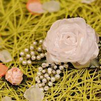 Заколка для свадебной прически