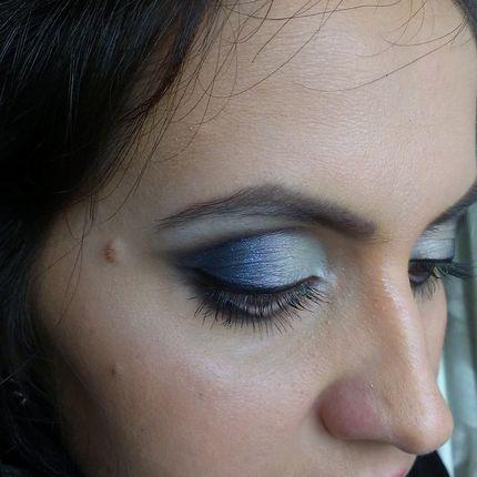 Вечерний и свадебный макияж