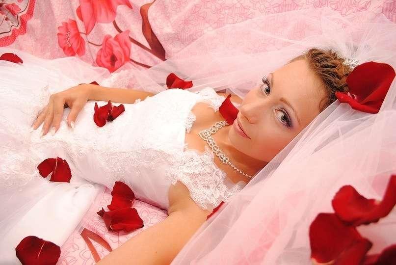 моя работа на свадьбе - фото 15705766 Визажист Плаксина Наталья