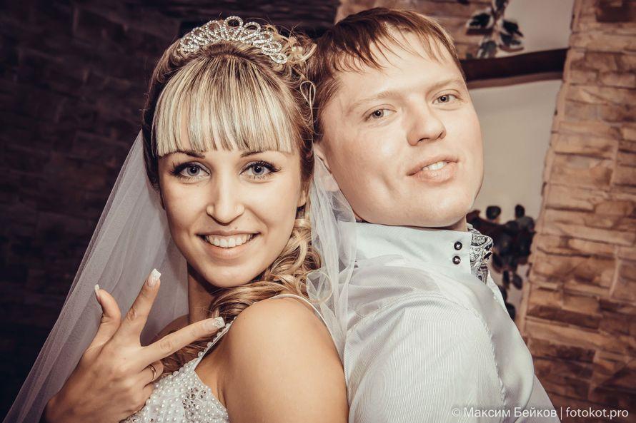 Очень веселая пара Юлия и Николай. Томск - фото 3375183 Фотограф Максим Бейков