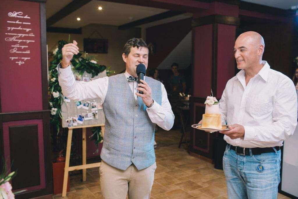 Не могу смотреть на такую сладость - фото 16840034 Ведущий Денис Бондарев