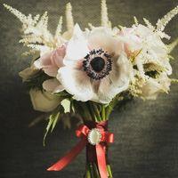 Пионы, анемоны, астильба, розы