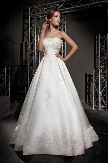 Фото 3383861 в коллекции Свадебная и вечерняя - Свадебный салон Regina