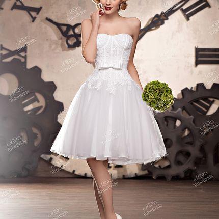 Свадебное платье -  модель BB040