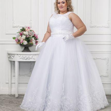 Свадебное платье П-0013