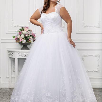 Свадебное платье П-0010