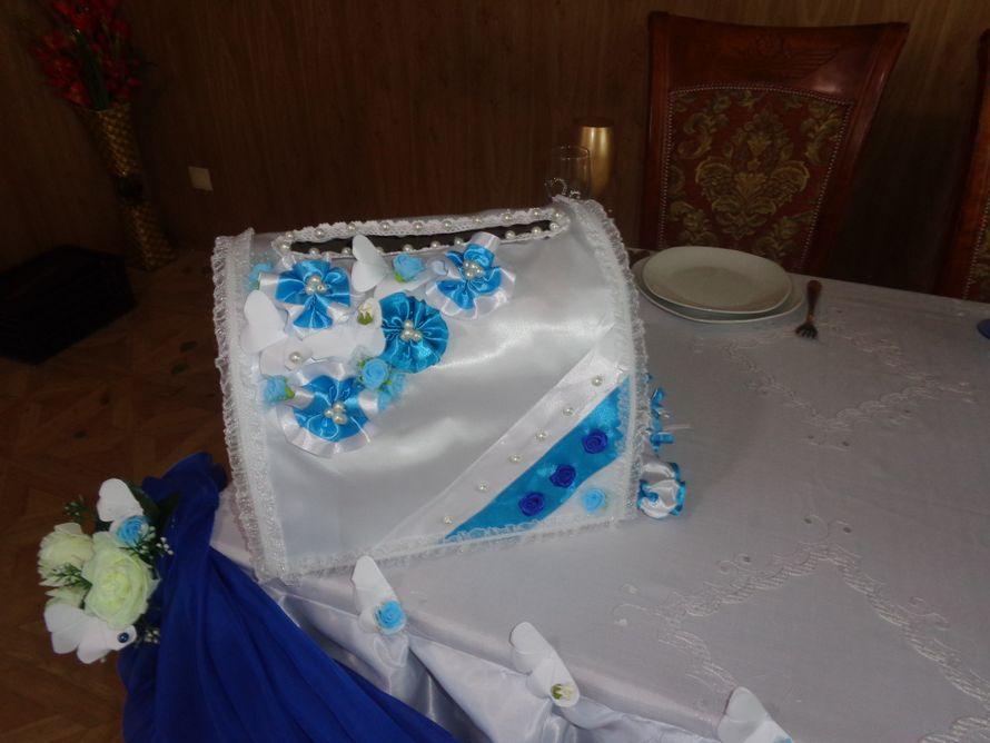 """Свадебная казна для денежных подарков мололых - фото 3400419 Talishas"""" gifts"""
