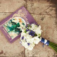 Свадебный букет для невесты Юлии