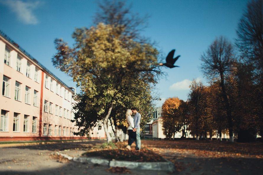 Ксения и Женя - фото 3407927 Фотограф Вадим Мисюкевич
