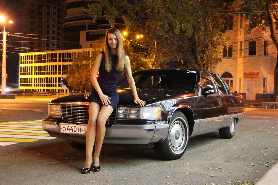 Прокат  Cadillac Fleetwood Brougham