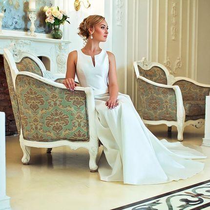 Свадебное платье Кристал