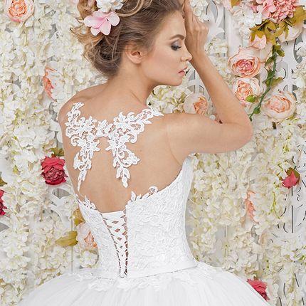 Свадебное платье Агнесса