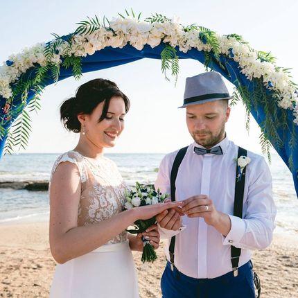 Церемония + экскурсия и медовый месяц в Лутраки