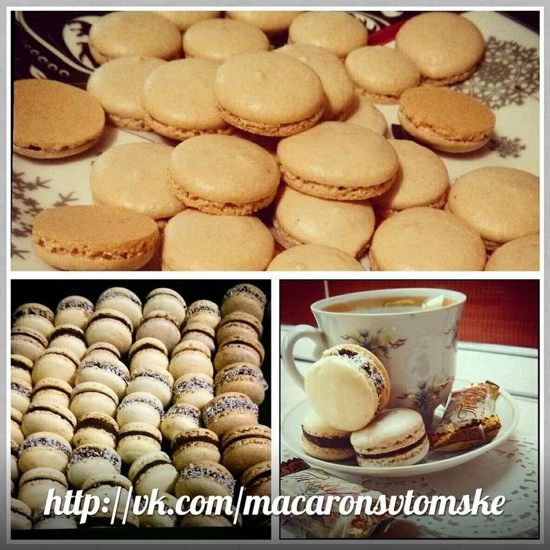 Фото 3445783 в коллекции Мои фотографии - Amaretti- macarons на свадьбу