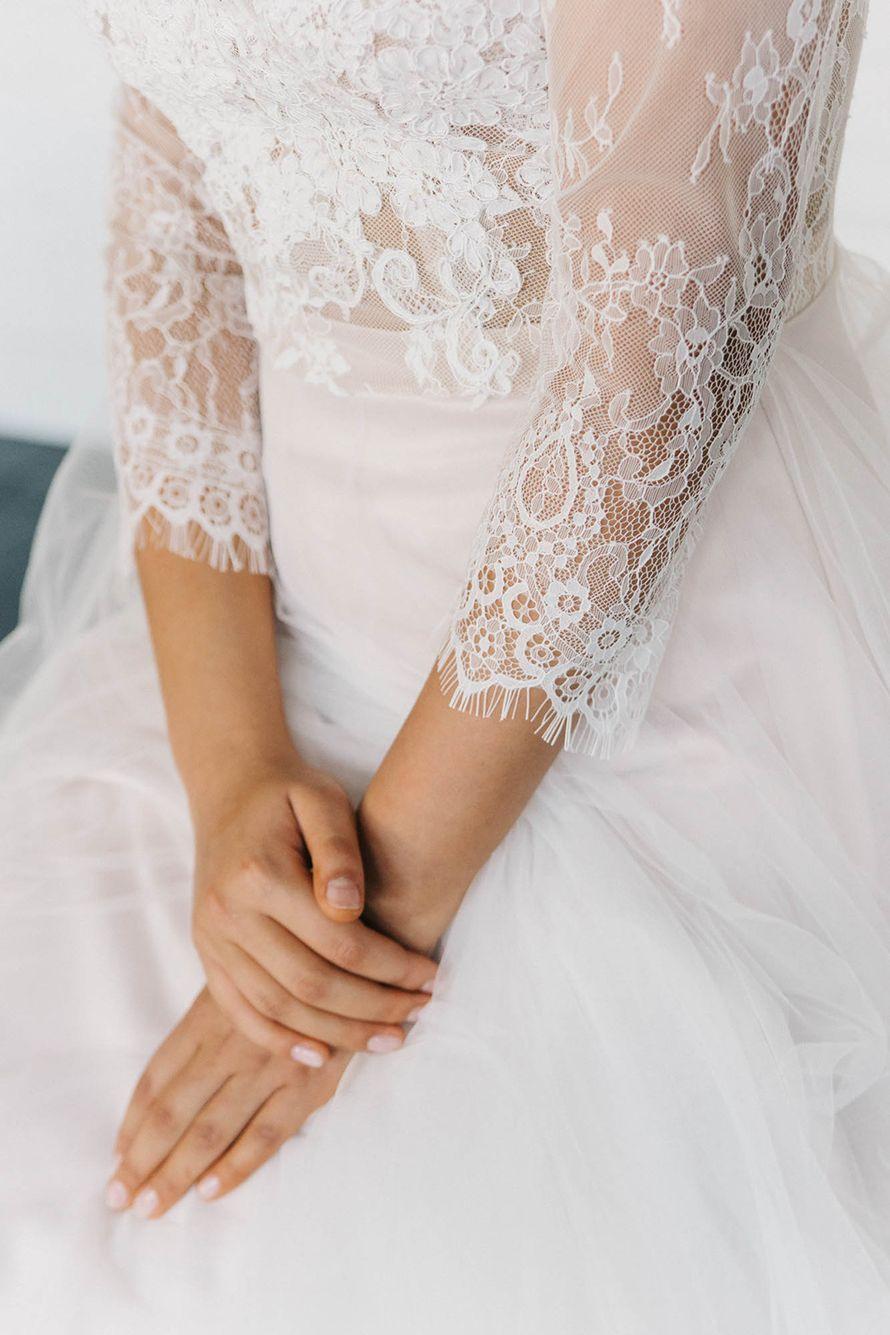 Свадебное платье «Вивьен» Цена: 39 900 ₽ - фото 16448980 Piondress - свадебная мастерская платьев
