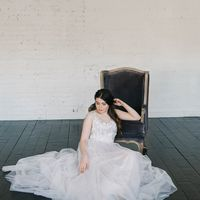 Свадебное платье «Ноэми» Цена: 42 900 ₽