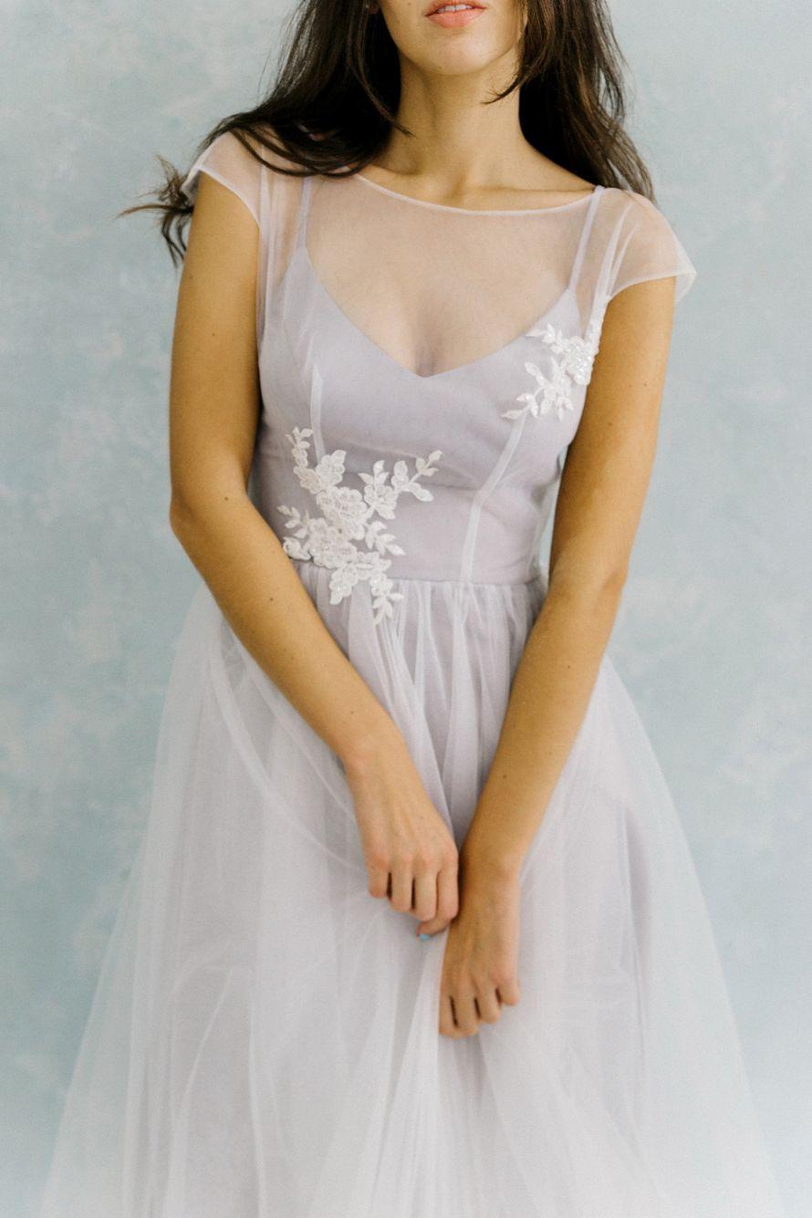 Свадебное платье «Мишель» Цена: 24 900 ₽ - фото 16448988 Piondress - свадебная мастерская платьев