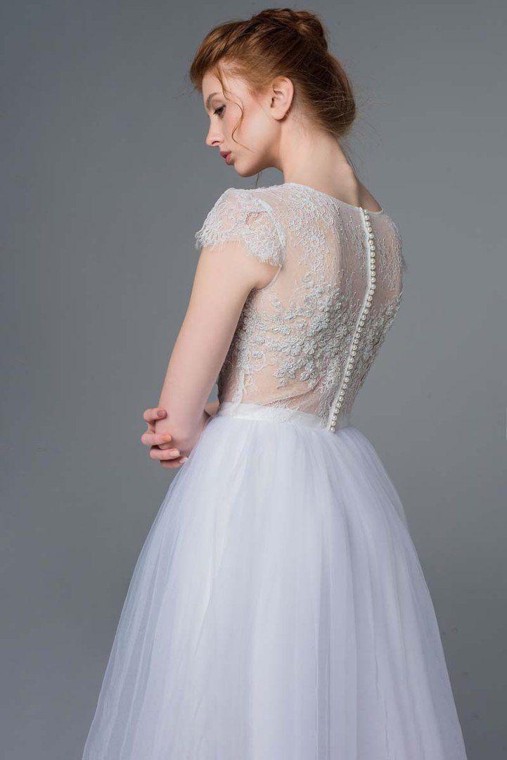 Свадебное платье «Виталина» Цена: 40 900 ₽ - фото 16449138 Piondress - свадебная мастерская платьев