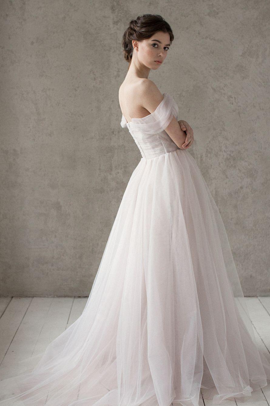 Свадебное платье «Мистик» Цена: 38 900 ₽ - фото 16449200 Piondress - свадебная мастерская платьев