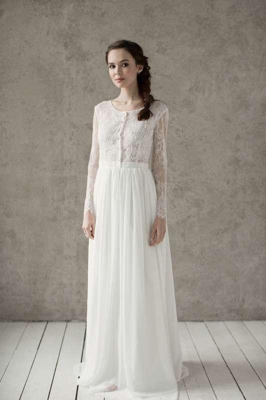 Свадебное платье «Стефания» Цена: 32 900 ₽ - фото 16449202 Piondress - свадебная мастерская платьев