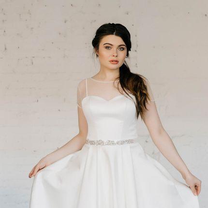 """Свадебное платье """"Шарлотта"""""""
