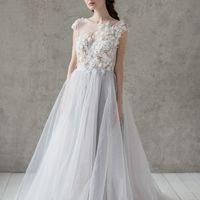 Больше фото:   Свадебное платье «Розалина» Цена: 40 900 ₽  Возможные цвета: - молочный - нежно-розовый - светло-персиковый - светло-кофейный - бежевый - припыленно-сиреневый - припыленно-серый  При отсутствии в наличии нужного размера это платье может быт