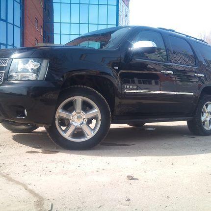 Chevrolet Tahoe в аренду