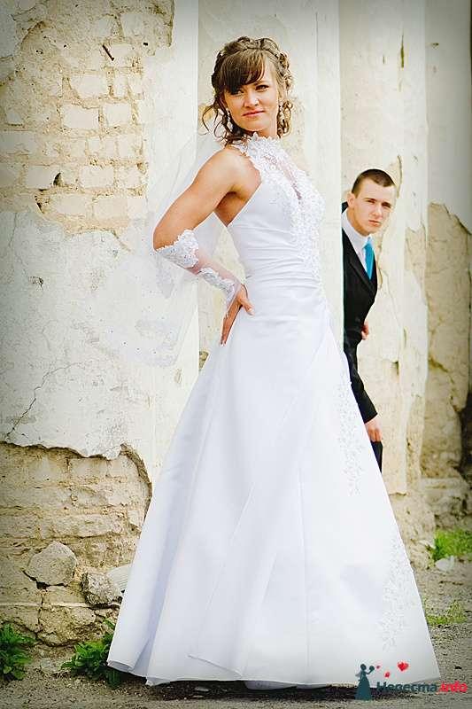 Фото 210722 в коллекции Фотографии со свадеб - Портрет-холл. Студия фотопортрета.