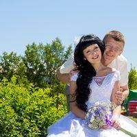 Свадебный день Дмитрия и Марины