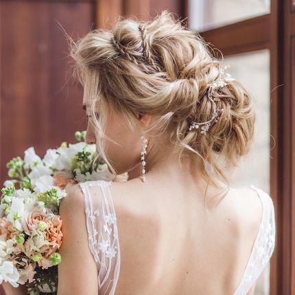 Свадебный образ без репетиции