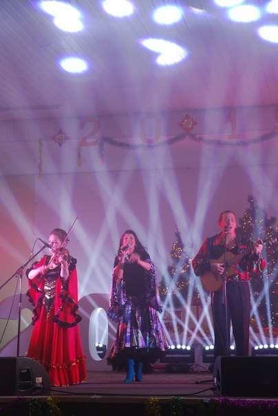 """Фото 6448718 в коллекции Благотворительный концерт, посвящённый Новому году . - Цыганская шоу-группа """"Ан де Форо"""""""