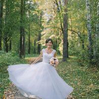 Свадьба Андрея и Натальи!  Свадебное платье SOVANNA  Фото: Удачина Оксана