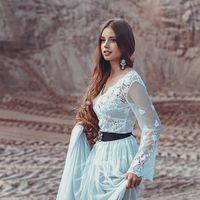 Свадебное платье в стиле Бохо! В наличии, размер 42-44, цена 25 000 руб.