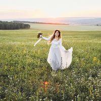 Свадебное платье для Кристины. Ориентировочная стоимость подобного 26 000 р. (работа+ткани)