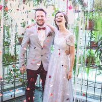 Свадебное платье для Катерины, выполнено из итальянской сетки с вышивкой, ориентировочная стоимость подобного 30000 руб. (работа+материалы)