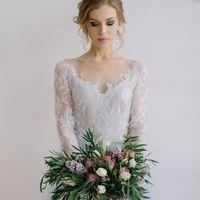 Свадебное платье в наличии! Идеально под параметры: грудь 88-92, талия до 69 см, рост от 165, цена 26000 руб.