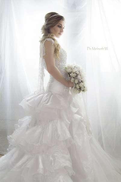 Фото 3526269 в коллекции Портфолио - Свадебный стилист- визажист Макарова Алёна