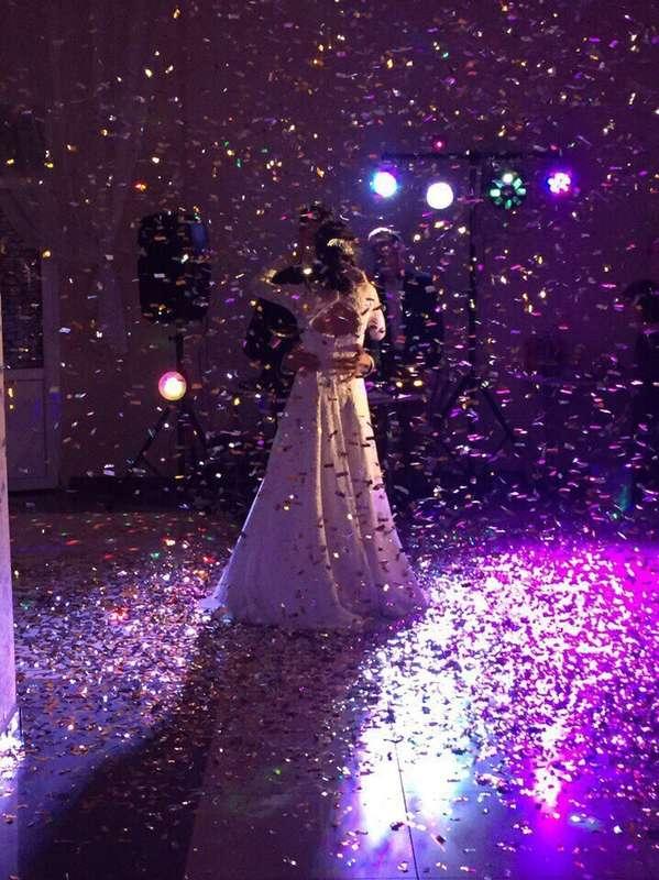Эффекты для Вашей свадьбы. Подарите себе сказку.  8 910 210 42 63 - фото 12136668 Студия эффектов WowShow