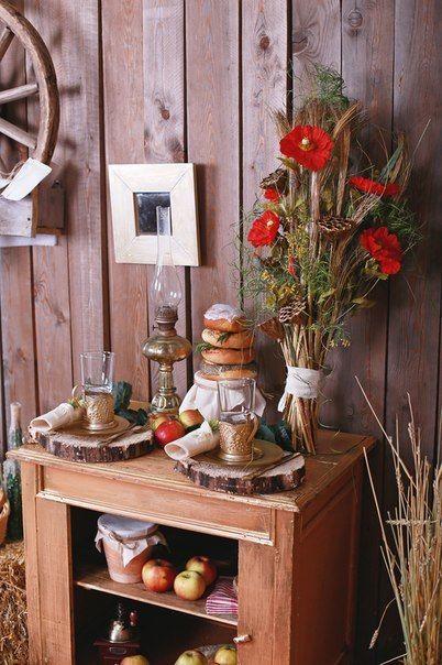 Декор в русском стиле - фото 3989731 Rozmarin Gala флористика и декор