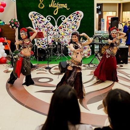 Танцевальная шоу-программа на торжество