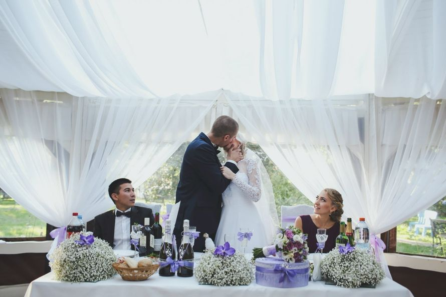 Свадебное оформление зала. - фото 3576393 Творческая мастерская DekoLu - оформление