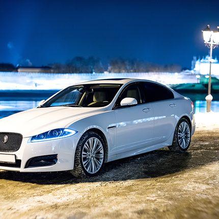 Аренда Jaguar XF