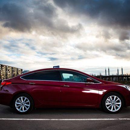 Аренда Hyundai i 40